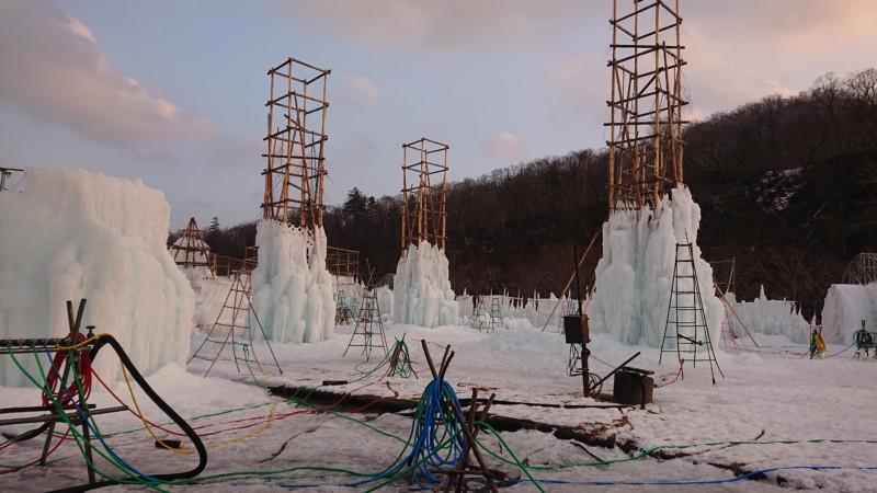 2021千歳・支笏湖氷濤まつり〜氷の野外美術館〜開催情報(12/24)